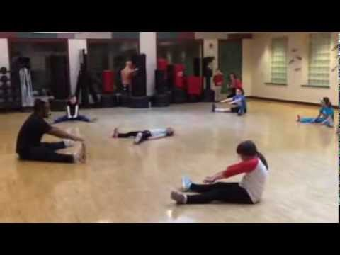 North Y Youth Exercise Class 1