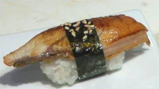 How To Prepare Unagi Nigiri
