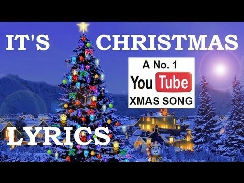 Merry Christmas Songs - It's Christmas Song Lyrics about Children ...