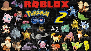 ROBLOX POKEMON GO 2 #2 | POKEBALL TROUBLE
