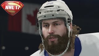 PLAYOFFS/Round 1 - NHL 17 - Be A Pro ep. 28