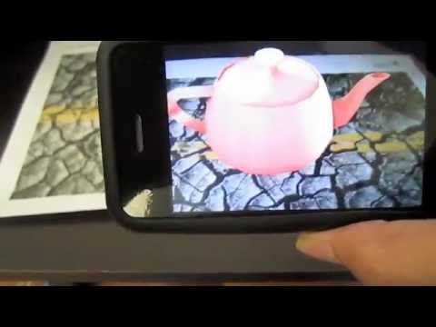 Vuforia Augmented Reality SDK for iPhone