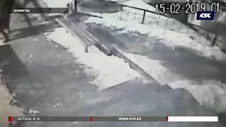 Алматыда келіншекті қылқындырған қарақшылар іздестіріліп жатыр