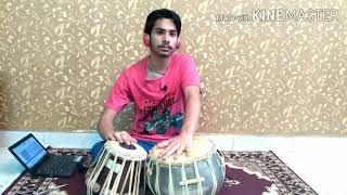 Tabla cover on Hum Haar Nahi Maanenge | A.R. Rahman | Prasoon Joshi
