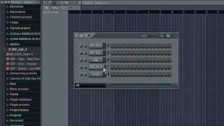 como hacer ritmo de electronica en fl studio