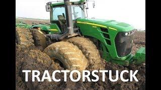 Tractorstuck (Thunderstruck Parody)