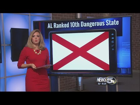 Alabama Attorney General Addresses Alabama's Ranking as 10th Most Dangerous State in America