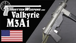 Valkyrie Arms Semiauto M3A1 Grease Gun
