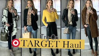 Huge Fall Target Try-On Haul!