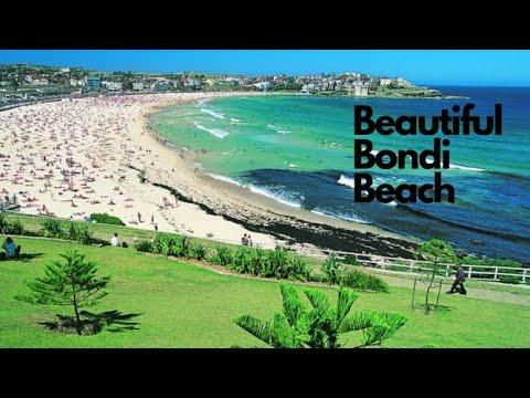 Top 5 Beaches In Sydney - Number 2 - Bondi Beach