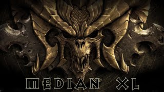 Diablo II [Necromancer] - Mod Median XL