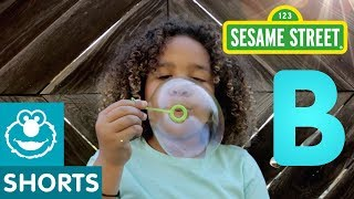 Sesame Street: B is for Bubbles