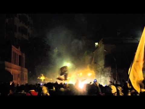 """""""Frontline Fireworks"""" by Journalist Ali Mustafa"""