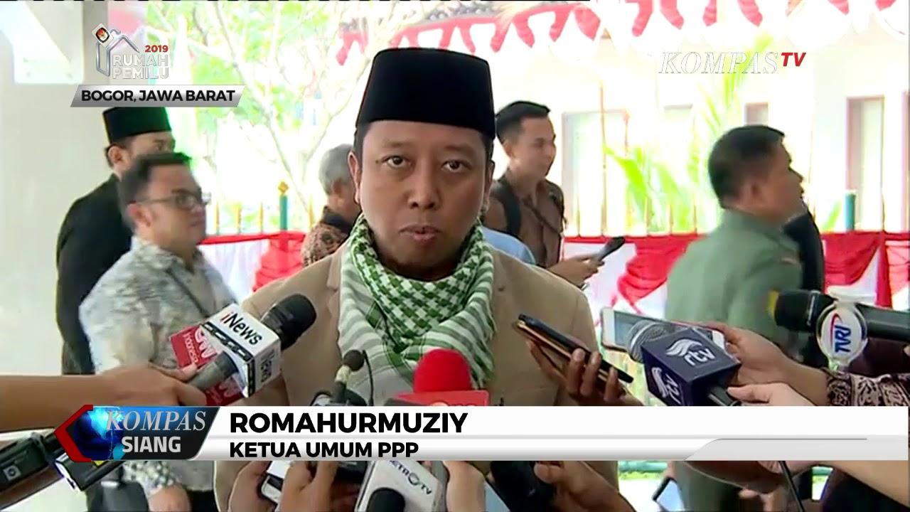 Ketua Ppp Ditangkap Gallery: Ketua Umum PPP Ungkap Cawapres Jokowi Berinisial M