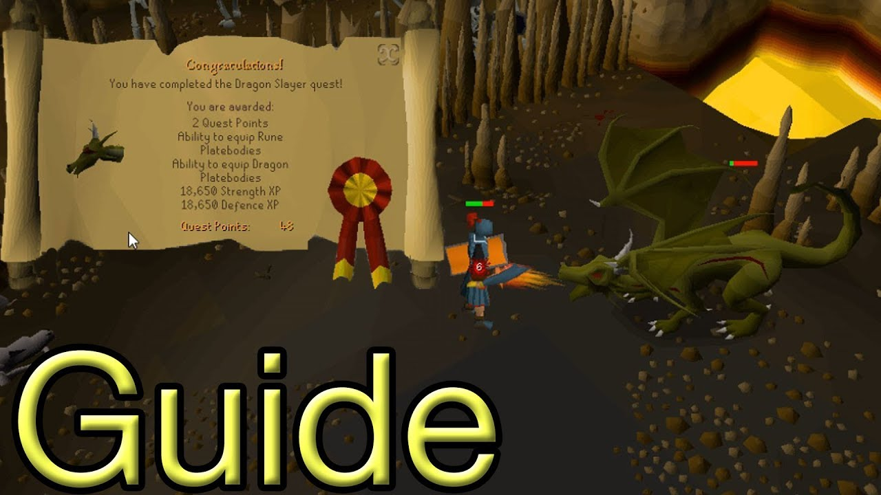 Old school runescape quest guide: imp catcher.
