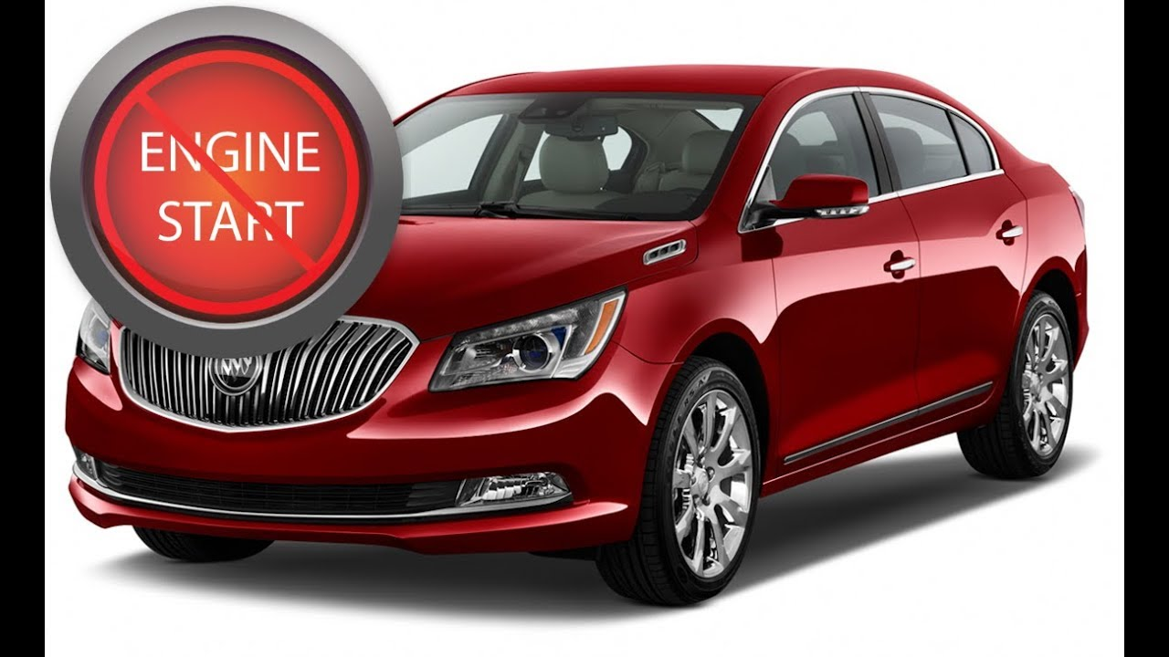 Buick LaCrosse: Remote Vehicle Start