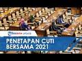 Hari Libur Nasional dan Cuti Bersama 2021 Telah Ditetapkan Pemerintah, Ditandatangani 3 Menteri