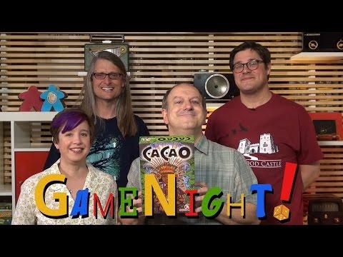 Cacao - GameNight! Se3 Ep17