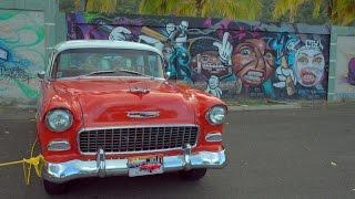 Feria de Autos Antiguos de Caguas 2015
