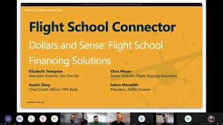 Flight School Connector - April 2021