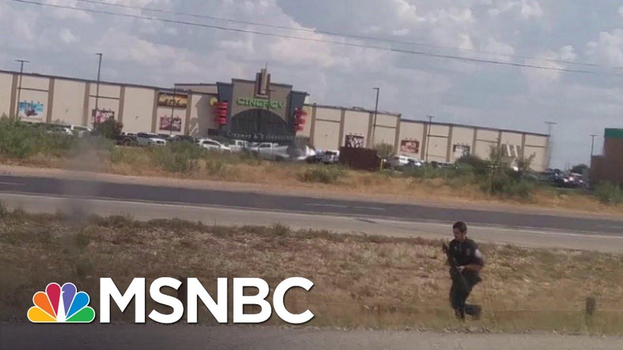 Julian Castro: Texas Shooting Is 'Tremendously Heartbreaking' | MSNBC