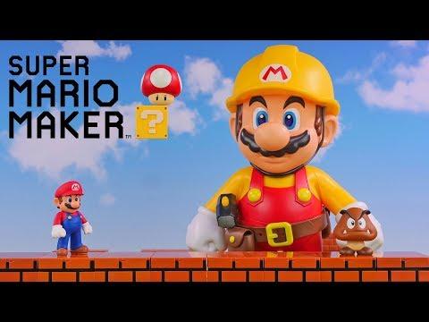 Super Mario Maker & Playset   Nintendo Toys