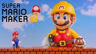 Super Mario Maker & Playset | Nintendo Toys