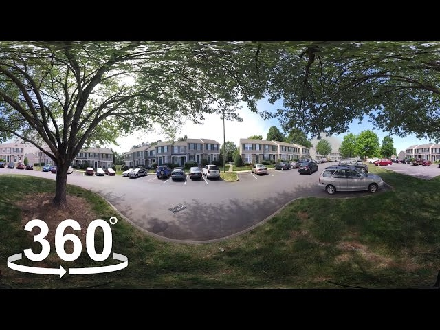 Colville Gardens and Townhomes Charlotte video tour cover
