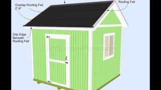 Shed Plans PDF Instant Download