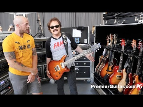 Rig Rundown - The Doobie Brothers