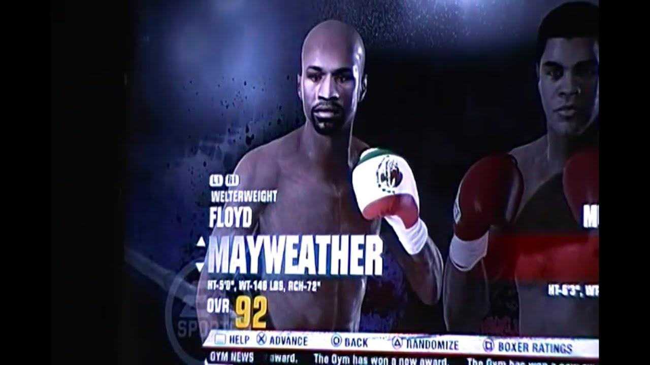 lage kosten beste kwaliteit mode stijlen My Fight Night Champion Created Boxers Roster