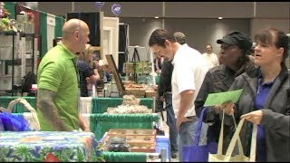 The Stanislaus County Home & Garden Show 2014 In Modesto, California - News Interview
