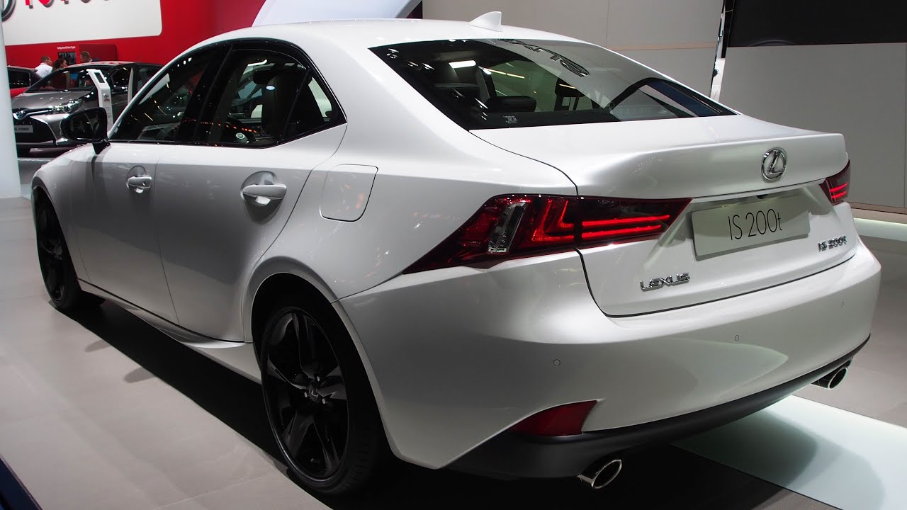 2016 Lexus IS 200t LCA Executive Line mit Sport Design Paket 2 0T