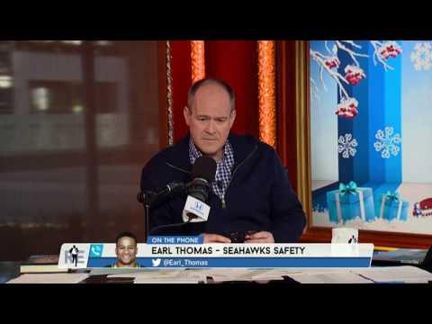 Seattle Seahawks Safety Earl Thomas on Injury & Thinking Retirement - 12/20/16