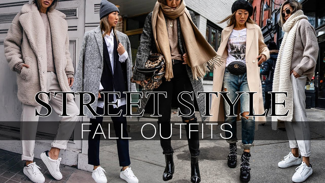 STREET STYLE #3 | FALL OUTFITS 1