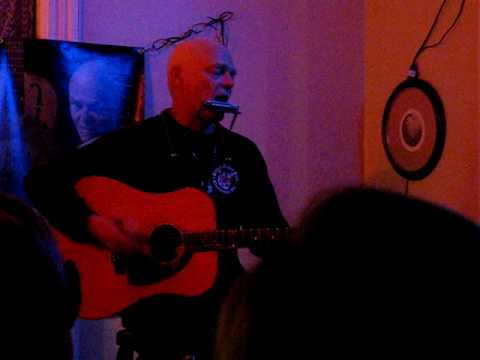 Michael Pickett at Gilmour Street Music Hall - Wicked Grin