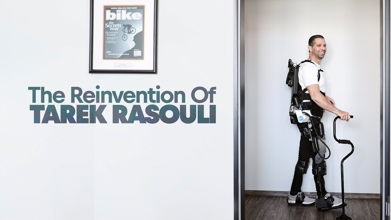 The Most Influential Bike Manager There Is | The Story of Tarek Rasouli.