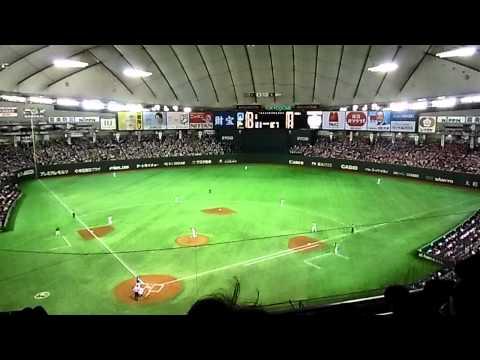 Tokyo Dome Video #03 (Yomiuri GIANTS vs Hanshin TIGERS)