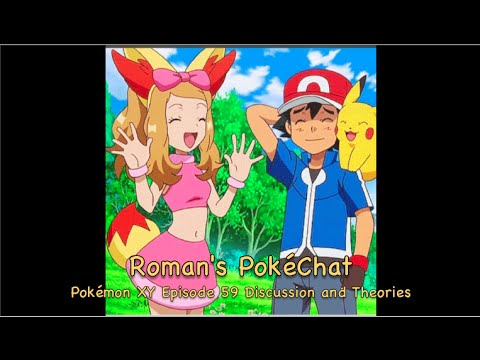 Roman s pok 233 chat episode 1 ash and serena s first date youtube