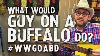 What Would Guy on a Buffalo Do - Episode 3