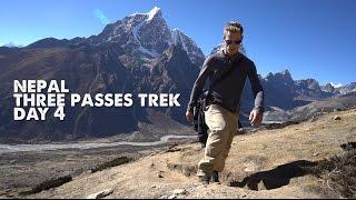 The Three Passes Trek in Nepal-Episode 4-Tengboche to Dingboche