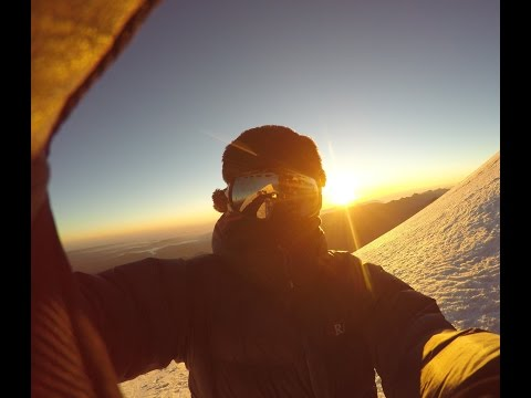 Climbing Mount Elbrus - To The Roof Of Europe!