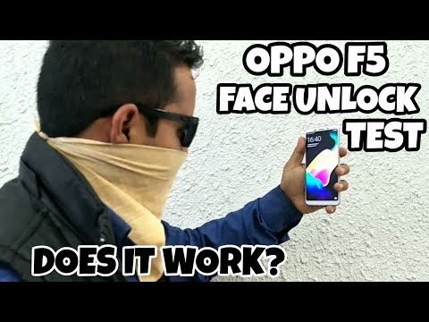 Download Youtube: Oppo F5 Face Unlock Does IT Work?