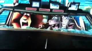 Madagascar 3 Europe's most wanted trailer