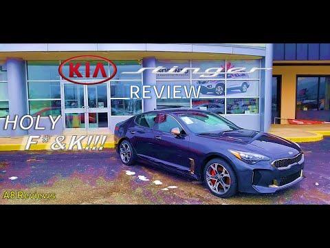 Kia Stinger GT AWD Review - HOLY F**K!