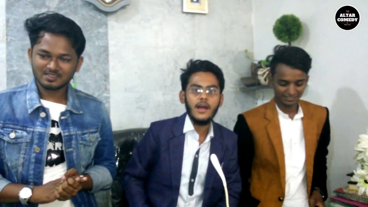 Download idioul singing competition || hogaye sapne poore || by altar comedy.
