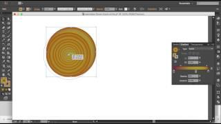 Appleplusth สอน Illustrator Cs6/cc การทำลายไม้อย่างง่าย Easy Wood Patterns