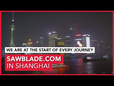 """""""We Are At The Start Of Every Journey""""; Shanghai"""