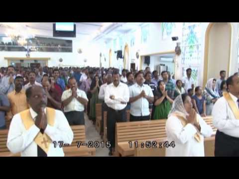 St Jacob Feast in UAE 2015- PUJA
