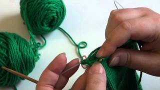 Learning how to make a Thumb Gusset